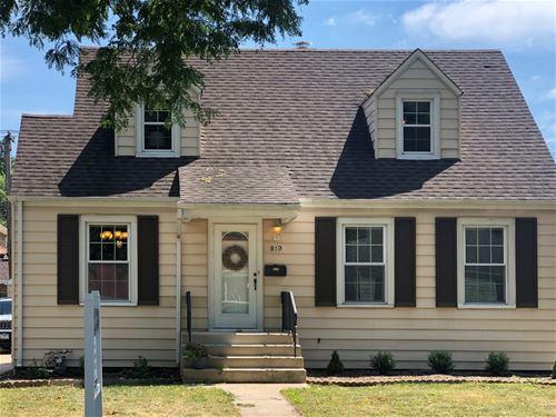 819 Homestead, La Grange Park, IL 60526