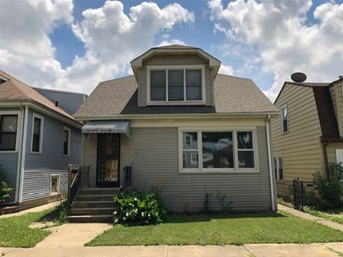 7731 W Patterson, Chicago, IL 60634 Belmont Heights