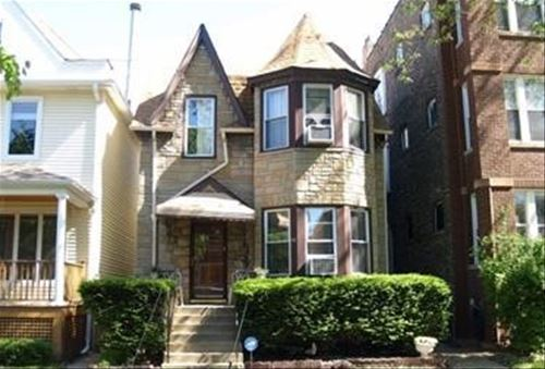 1832 W Patterson, Chicago, IL 60613 Northcenter