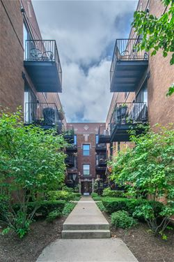 1647 W Addison Unit B1, Chicago, IL 60613 West Lakeview