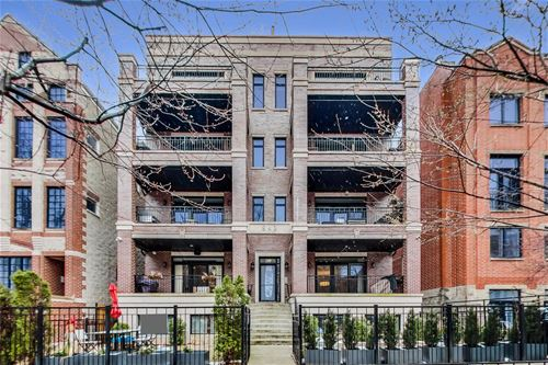 843 W Buckingham Unit 1W, Chicago, IL 60657 Lakeview