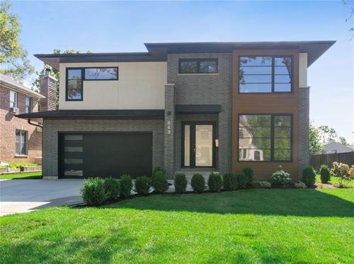 649 Elmgate, Glenview, IL 60025