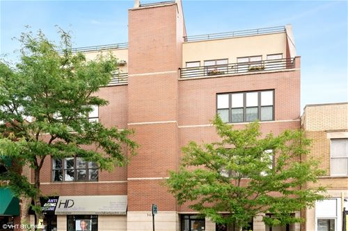 3615 N Ashland Unit 3S, Chicago, IL 60613 Lakeview