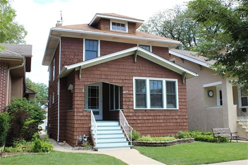 1014 Hayes, Oak Park, IL 60302