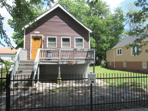7411 S Blackstone, Chicago, IL 60619 Grand Crossing