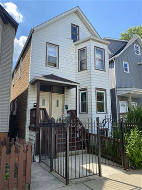 1920 N Rockwell, Chicago, IL 60647 Logan Square