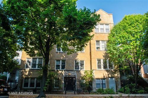 2710 N Fairfield Unit GS, Chicago, IL 60647 Logan Square