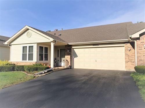 20831 W Peppertree, Plainfield, IL 60544