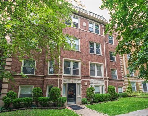 2046 W Arthur Unit G, Chicago, IL 60645 West Ridge