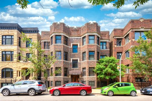 4014 N Clarendon Unit 3S, Chicago, IL 60613