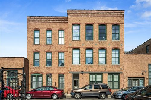 1237 N Honore Unit 3N, Chicago, IL 60622