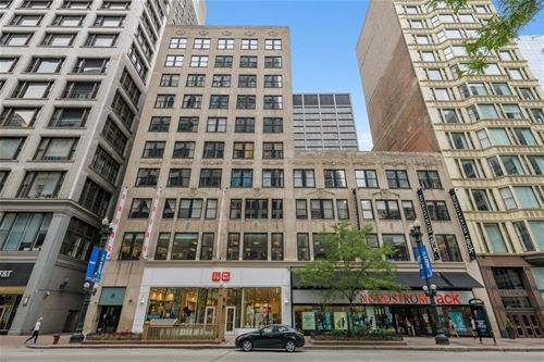 20 N State Unit 610, Chicago, IL 60602 The Loop
