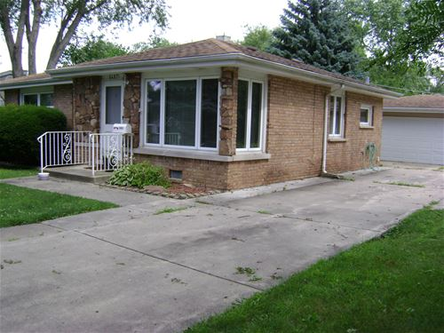 6407 Honey, Tinley Park, IL 60477