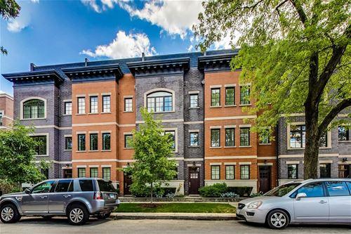 1525 W Byron, Chicago, IL 60613 Lakeview