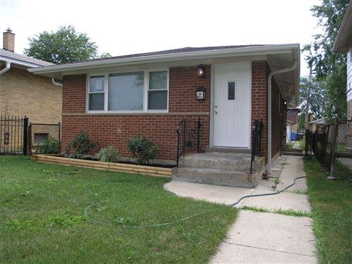 11527 S Laflin, Chicago, IL 60643 West Pullman