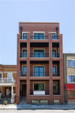 2521 W Montrose Unit 1, Chicago, IL 60618 Northcenter