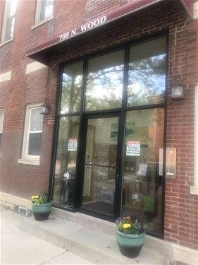 708 N Wood Unit 4-NE, Chicago, IL 60622 East Village