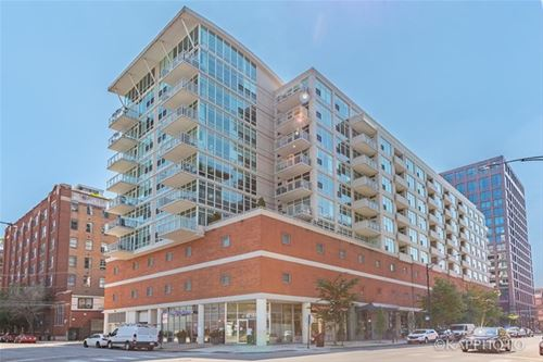 909 W Washington Unit 816, Chicago, IL 60607 West Loop