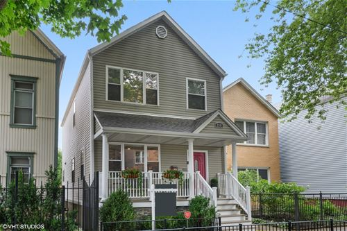 2142 W Wellington, Chicago, IL 60618 Hamlin Park