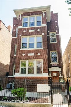 4727 N Monticello Unit 2, Chicago, IL 60625