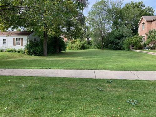 Lot 5 Dewes, Glenview, IL 60025