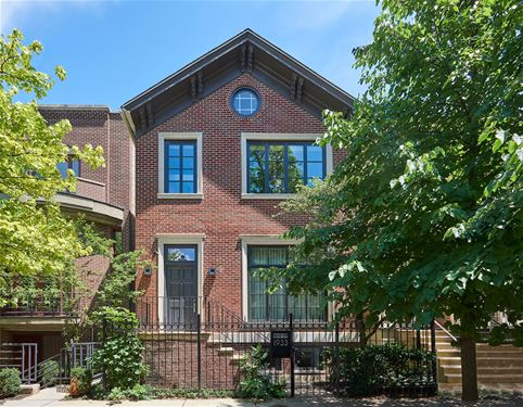 1933 N Orchard, Chicago, IL 60614 Lincoln Park