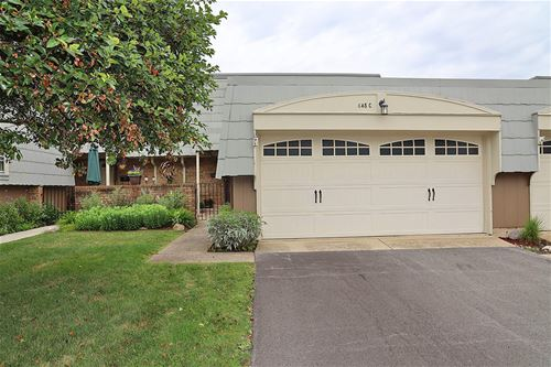 648 Dauphine Unit C, Elk Grove Village, IL 60007