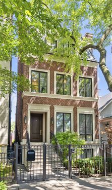 1458 W Byron, Chicago, IL 60613 Lakeview
