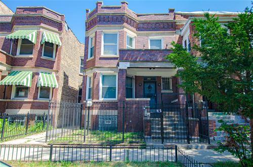 6237 S Rhodes, Chicago, IL 60637 West Woodlawn