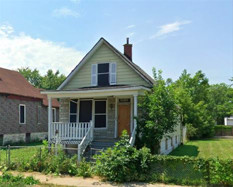 10738 S Indiana, Chicago, IL 60628 Roseland