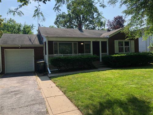 1347 Tyrell, Park Ridge, IL 60068