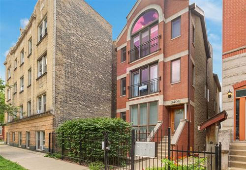 3404 N Seminary Unit 1, Chicago, IL 60657 Lakeview
