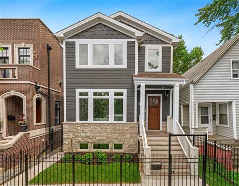 2927 N Seeley, Chicago, IL 60618 Hamlin Park