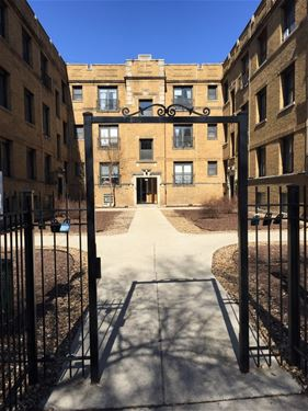 732 W Roscoe Unit 1S, Chicago, IL 60657 Lakeview