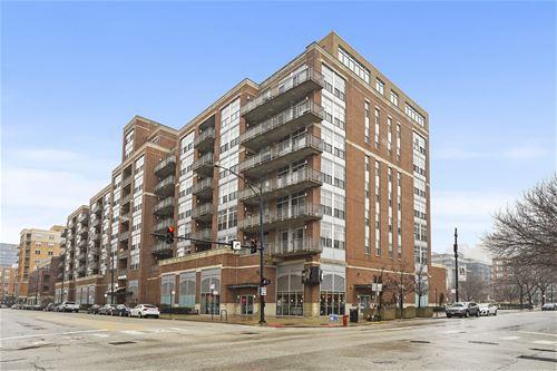 111 S Morgan Unit 624, Chicago, IL 60607 West Loop