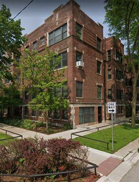 1300 E 56th Unit 3, Chicago, IL 60637 Hyde Park