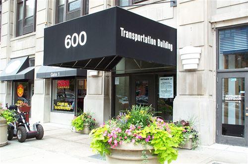 600 S Dearborn Unit 212, Chicago, IL 60605 South Loop