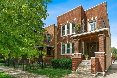 3942 N Lawndale, Chicago, IL 60618 Irving Park