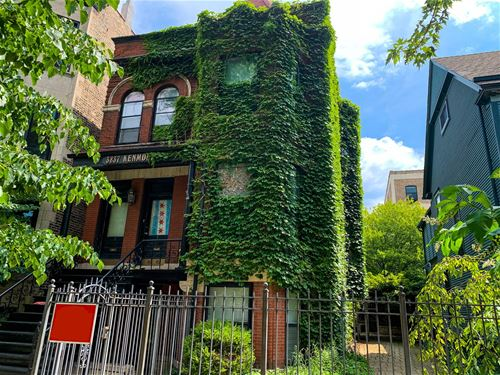3837 N Kenmore, Chicago, IL 60613 Lakeview