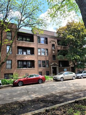 6257 N Greenview Unit 3, Chicago, IL 60660 Edgewater