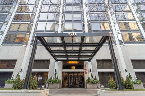 50 E Bellevue Unit 404, Chicago, IL 60611 Gold Coast