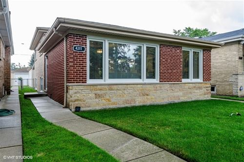 4311 W Devon, Chicago, IL 60646 Sauganash