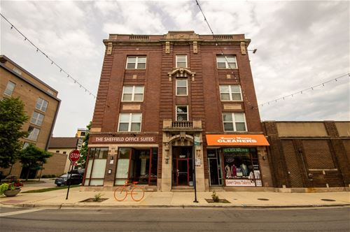 3257 N Sheffield Unit 306, Chicago, IL 60657 Lakeview