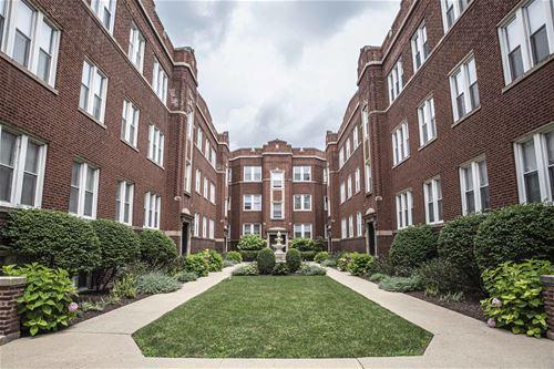 1344 W Estes Unit 3S, Chicago, IL 60626 Rogers Park