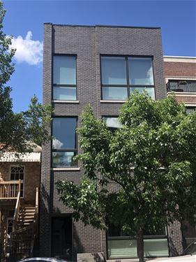 1522 W Cortez Unit 2, Chicago, IL 60642 Noble Square