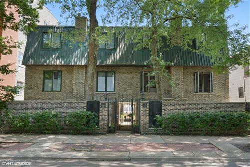 1719 N Mohawk Unit H, Chicago, IL 60614 Lincoln Park