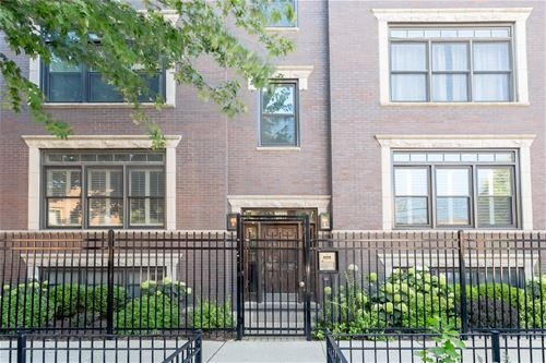 3348 N Sheffield Unit 1N, Chicago, IL 60657 Lakeview