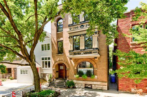 1714 N Hudson Unit A, Chicago, IL 60614 Lincoln Park