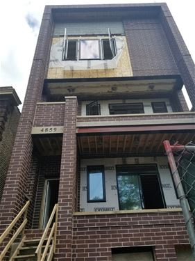 4859 N Ashland Unit 2W, Chicago, IL 60640 Ravenswood