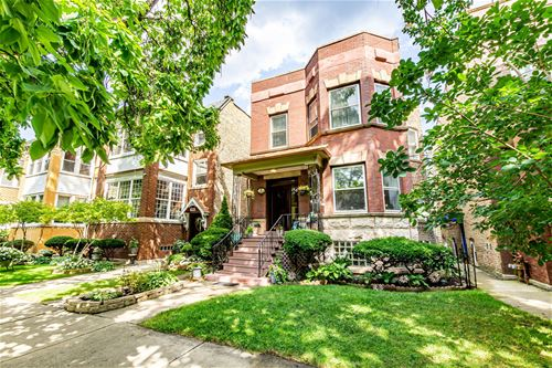 4225 N Wolcott, Chicago, IL 60613 Northcenter
